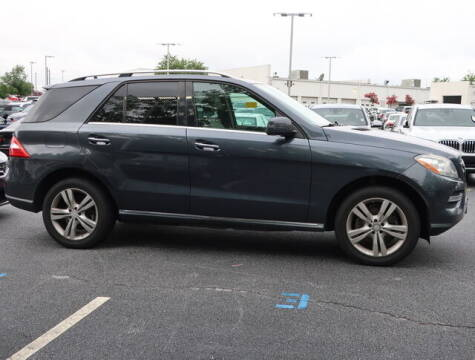 2013 Mercedes-Benz M-Class for sale at Southern Auto Solutions - BMW of South Atlanta in Marietta GA