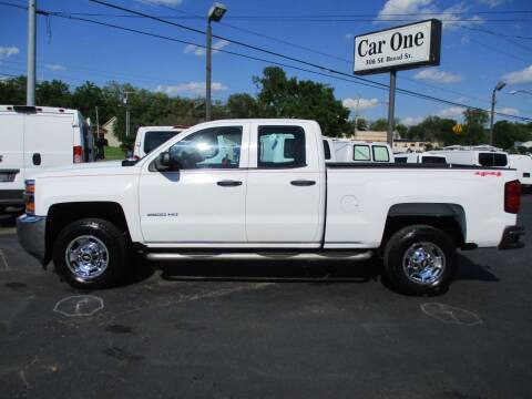 2015 Chevrolet Silverado 2500HD for sale at Car One in Murfreesboro TN