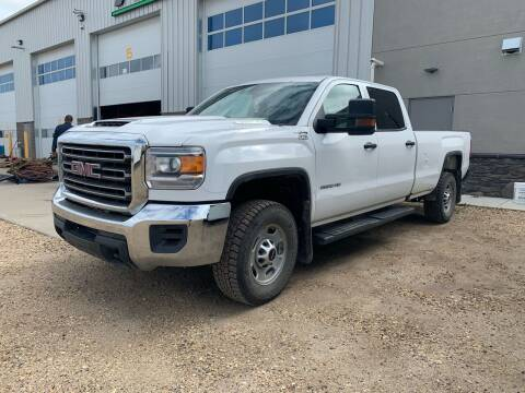 2018 GMC Sierra 2500HD for sale at Truck Buyers in Magrath AB