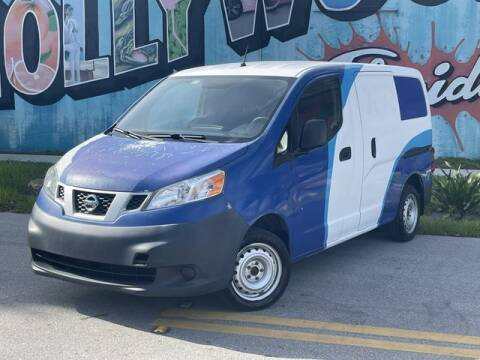 2017 Nissan NV200 for sale at Palermo Motors in Hollywood FL