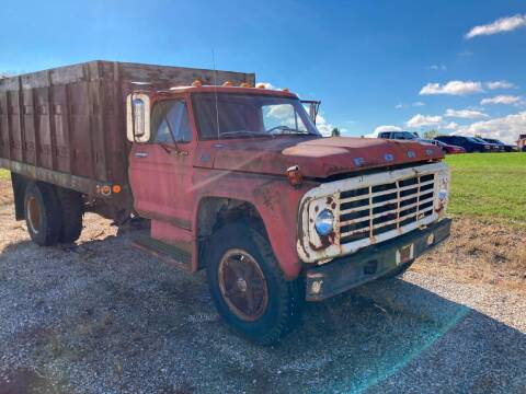 1974 Ford F-700 for sale at BABCOCK MOTORS INC in Orleans IN
