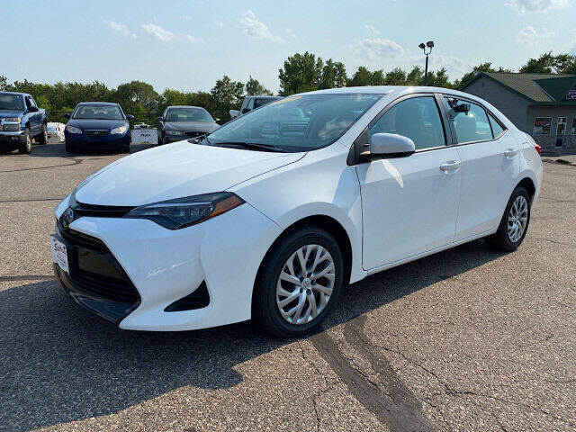 2019 Toyota Corolla for sale at Schulz Automotive Inc in Reedsburg WI