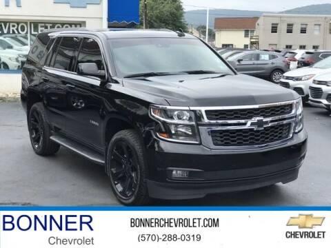 2018 Chevrolet Tahoe for sale at Bonner Chevrolet in Kingston PA