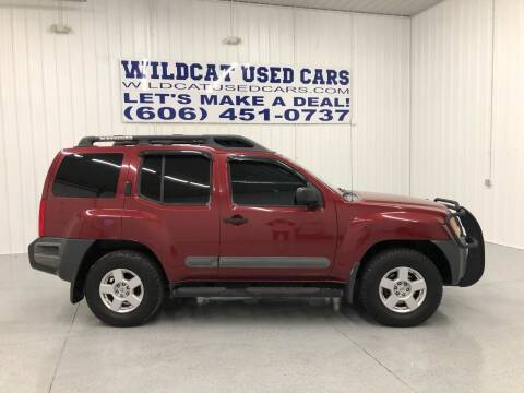 2006 Nissan Xterra for sale at Wildcat Used Cars in Somerset KY
