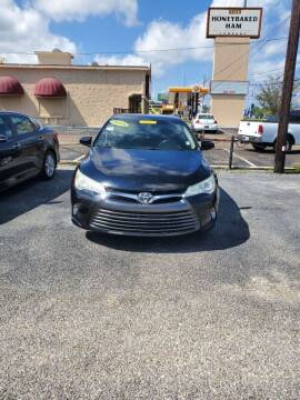 2015 Toyota Camry for sale at Dependable Auto Sales in Montgomery AL