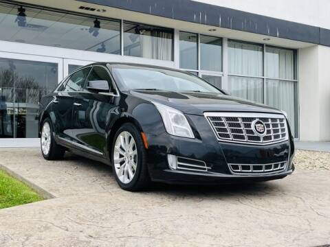 2015 Cadillac XTS for sale at RUSTY WALLACE CADILLAC GMC KIA in Morristown TN