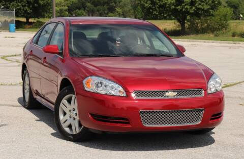 2014 Chevrolet Impala Limited for sale at Big O Auto LLC in Omaha NE