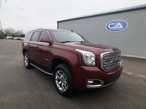 2019 GMC Yukon for sale at ADKINS CITY AUTO in Murfreesboro TN