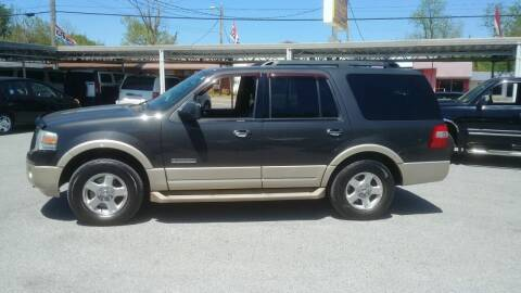 2007 Ford Expedition for sale at Lewis Used Cars in Elizabethton TN