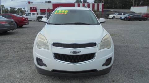 2013 Chevrolet Equinox for sale at Auto Mart - Moncks Corner in Moncks Corner SC