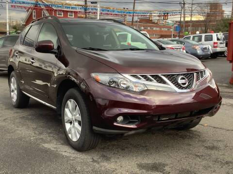 2014 Nissan Murano for sale at Active Auto Sales in Hatboro PA