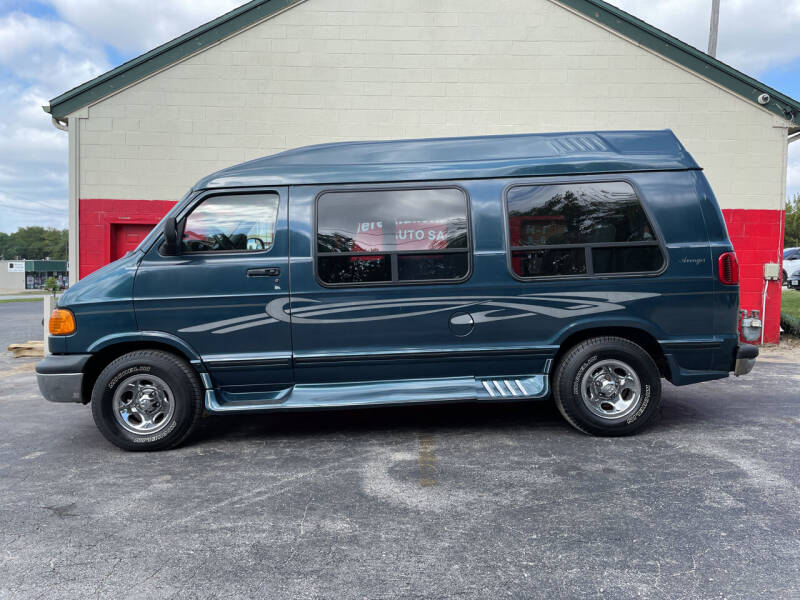 2000 Dodge Ram Van for sale at Jeremiah's Rides LLC in Odessa MO