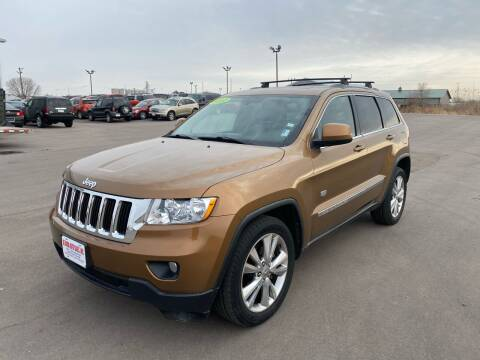 2011 Jeep Grand Cherokee for sale at De Anda Auto Sales in South Sioux City NE