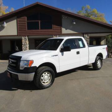 2013 Ford F-150 for sale at PRIME RATE MOTORS in Sheridan WY