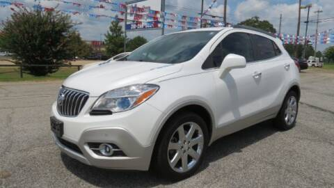 2013 Buick Encore for sale at Minden Autoplex in Minden LA
