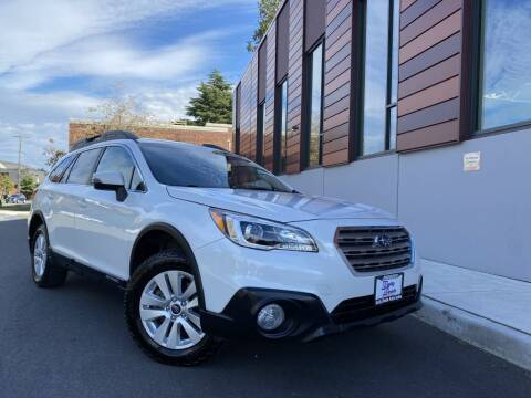 2017 Subaru Outback for sale at DAILY DEALS AUTO SALES in Seattle WA