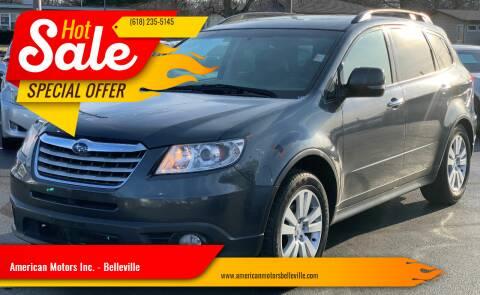 2009 Subaru Tribeca for sale at American Motors Inc. - Belleville in Belleville IL