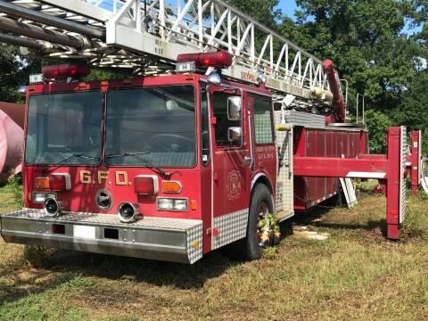 1984 Hendrickson Ladder truck