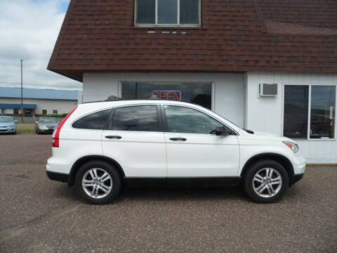 2011 Honda CR-V for sale at Paul Oman's Westside Auto Sales in Chippewa Falls WI