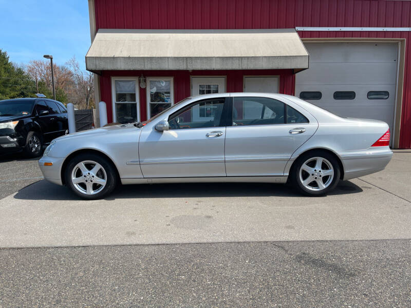 2004 Mercedes-Benz S-Class for sale at JWP Auto Sales,LLC in Maple Shade NJ