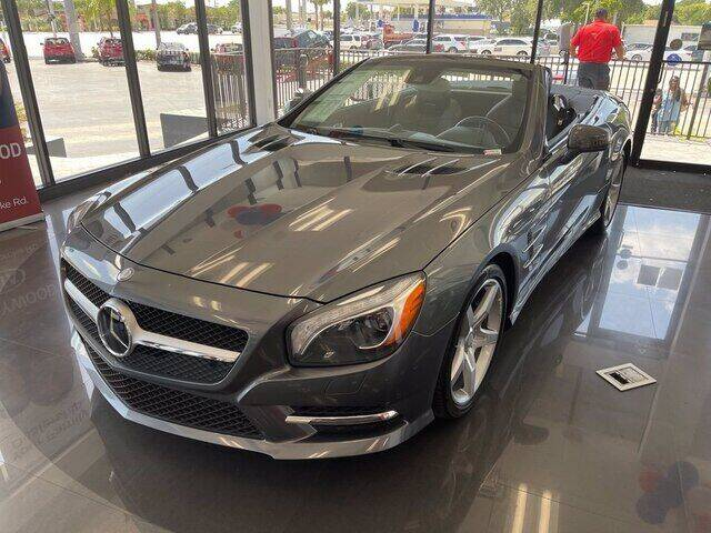 2016 Mercedes-Benz SL-Class for sale at JumboAutoGroup.com in Hollywood FL