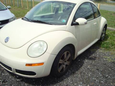 2006 Volkswagen New Beetle for sale at Branch Avenue Auto Auction in Clinton MD