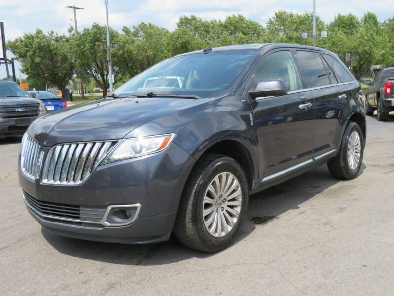 2014 Lincoln MKX for sale at Low Cost Cars North in Whitehall OH