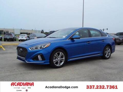 2018 Hyundai Sonata for sale at Acadiana Automotive Group - Acadiana DCJRF Lafayette in Lafayette LA