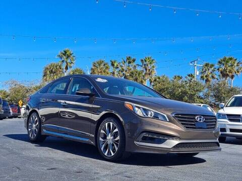 2015 Hyundai Sonata for sale at Select Autos Inc in Fort Pierce FL