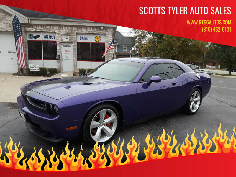 2010 Dodge Challenger for sale at Scotts Tyler Auto Sales in Wilmington IL