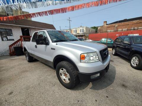 2004 Ford F-150 for sale at Rockland Auto Sales in Philadelphia PA