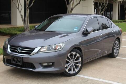 2014 Honda Accord for sale at DFW Universal Auto in Dallas TX