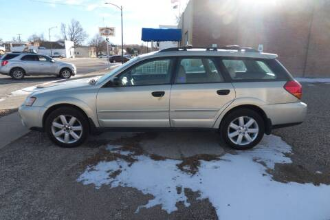 2006 Subaru Outback for sale at Paris Fisher Auto Sales Inc. in Chadron NE