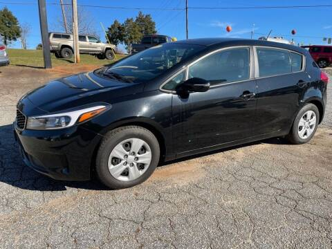 2017 Kia Forte5 for sale at Modern Automotive in Boiling Springs SC