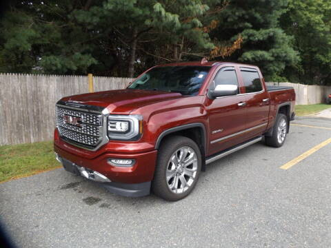 2017 GMC Sierra 1500 for sale at Wayland Automotive in Wayland MA
