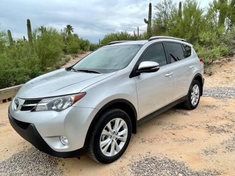2015 Toyota RAV4 for sale at Auto Executives in Tucson AZ