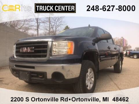 2011 GMC Sierra 1500 for sale at Carite Truck Center in Ortonville MI