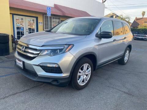 2018 Honda Pilot for sale at Auto Ave in Los Angeles CA