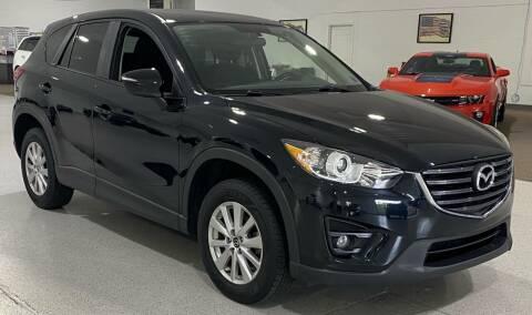 2016 Mazda CX-5 for sale at Hamilton Automotive in North Huntingdon PA