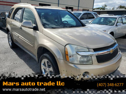 2007 Chevrolet Equinox for sale at Mars auto trade llc in Kissimmee FL
