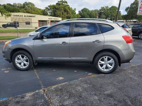 2011 Nissan Rogue for sale at Bill Bailey's Affordable Auto Sales in Lake Charles LA