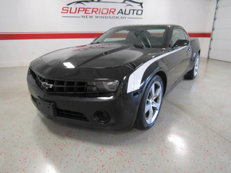 2011 Chevrolet Camaro for sale at Superior Auto Sales in New Windsor NY