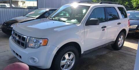 2011 Ford Escape for sale at Baton Rouge Auto Sales in Baton Rouge LA