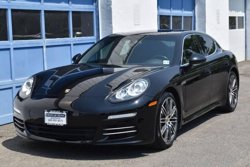2015 Porsche Panamera for sale at IdealCarsUSA.com in East Windsor NJ