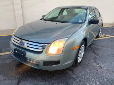 2008 Ford Fusion for sale at Carland Auto Sales INC. in Portsmouth VA
