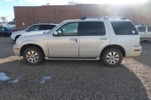 2006 Mercury Mountaineer for sale at Paris Fisher Auto Sales Inc. in Chadron NE