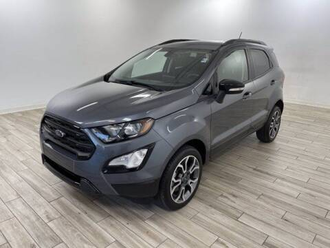 2019 Ford EcoSport for sale at TRAVERS GMT AUTO SALES - Traver GMT Auto Sales West in O Fallon MO