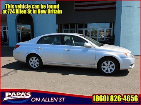 2008 Toyota Avalon for sale at Papas Chrysler Dodge Jeep Ram in New Britain CT