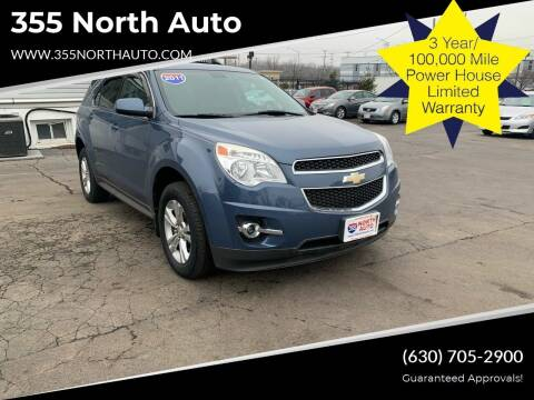 2011 Chevrolet Equinox for sale at 355 North Auto in Lombard IL