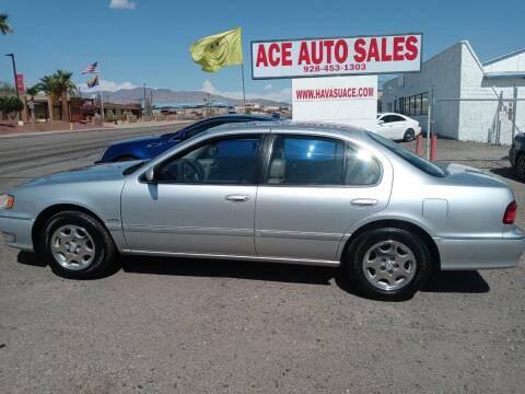 1999 Infiniti I30 for sale at ACE AUTO SALES in Lake Havasu City AZ